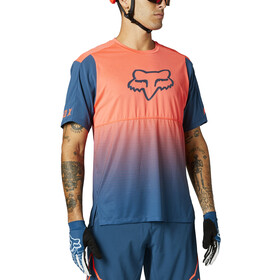 Fox Flexair Foxhead SS Jersey Men, atomic punch